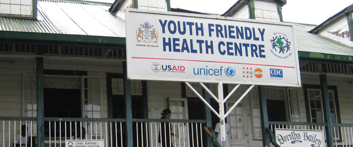 YouthFriendlyHealthCenter